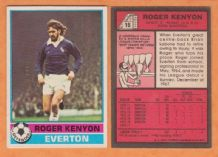 Everton Roger Kenyon 16